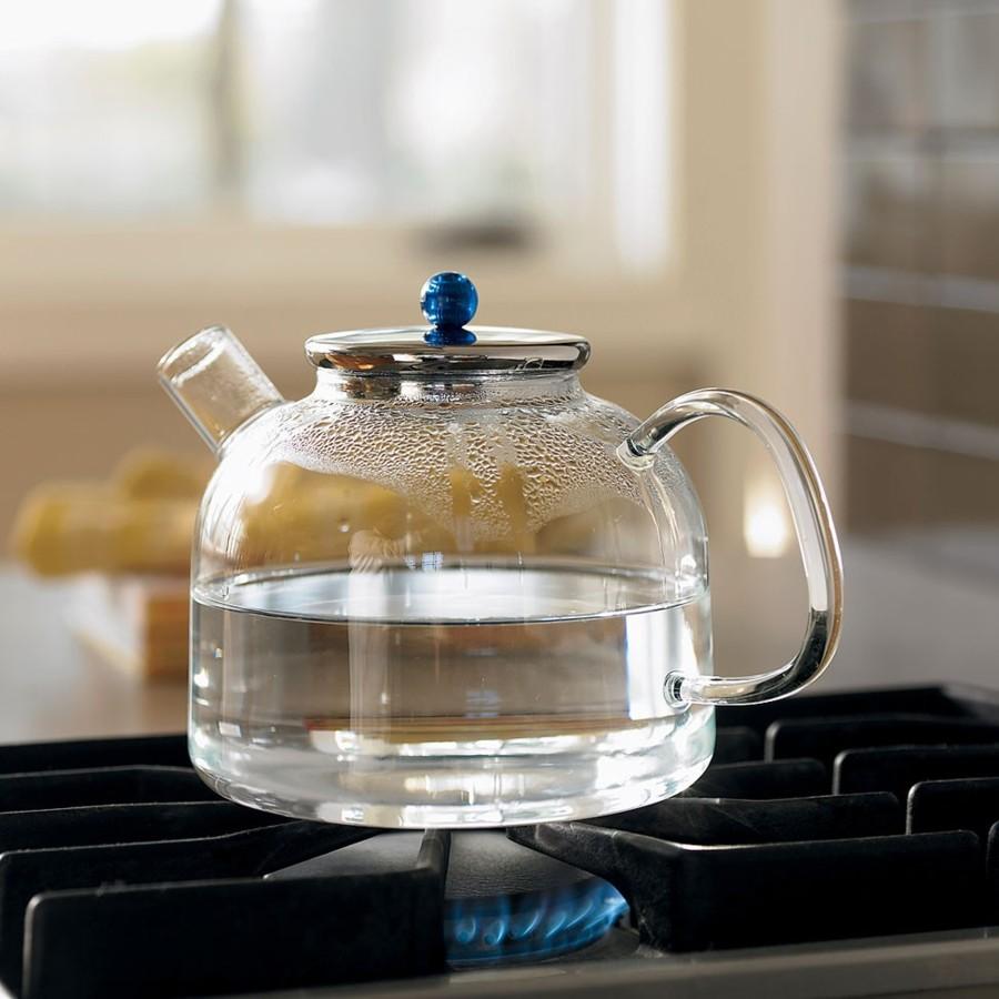 почему не шумит вода в эмалировангом чайн ке чему снится